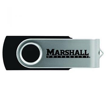 Marshall University -8GB 2.0 USB Flash Drive-Black