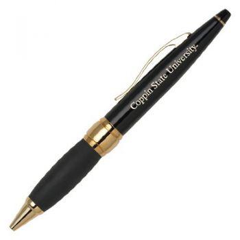 Coppin State University - Twist Action Ballpoint Pen - Black