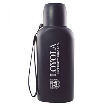 Loyola University Chicago-16 oz. Vacuum Insulated Canteen