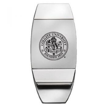 Colgate University - Two-Toned Money Clip