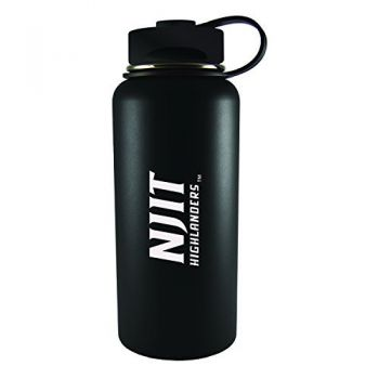 New Jersey institute of Technology-32 oz. Travel Tumbler-Black