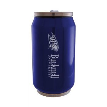 Bucknell University - Stainless Steel Tailgate Can - Blue