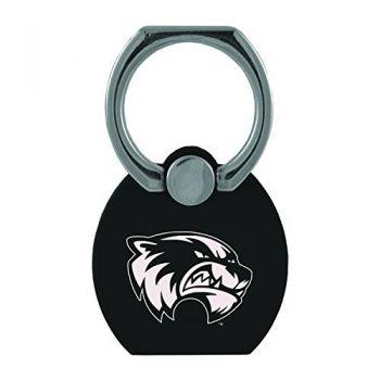 Utah Valley University|Multi-Functional Phone Stand Tech Ring|Black