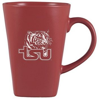 Tennessee State University -14 oz. Ceramic Coffee Mug-Pink