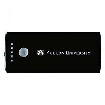 Auburn University -Portable Cell Phone 5200 mAh Power Bank Charger -Black