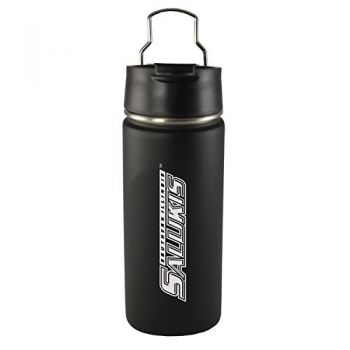 Southern Illinois University -20 oz. Travel Tumbler-Black