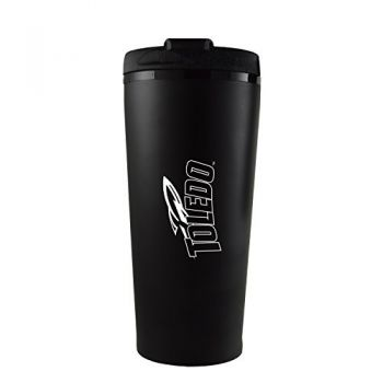 University of Toledo -16 oz. Travel Mug Tumbler-Black