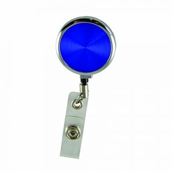 University of Texas at Tyler-Retractable Badge Reel-Blue