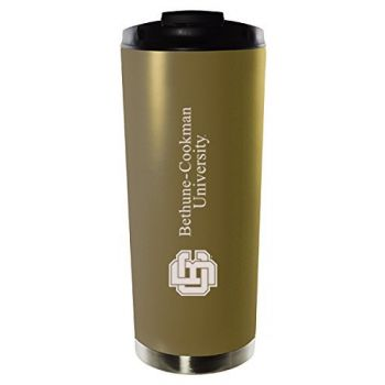 Bethune-16oz. Stainless Steel Vacuum Insulated Travel Mug Tumbler-Gold