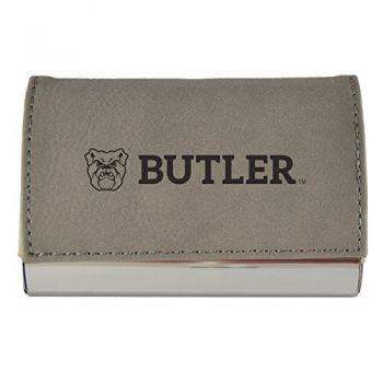 Velour Business Cardholder-Butler University-BUTLER