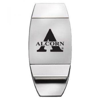 Alcorn State University - Two-Toned Money Clip