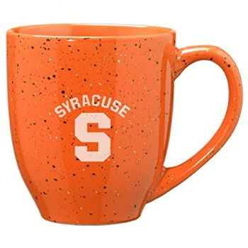 16 oz Ceramic Coffee Mug with Handle - Syracuse Orange