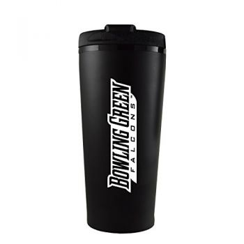 Bowling Green State University -16 oz. Travel Mug Tumbler-Black