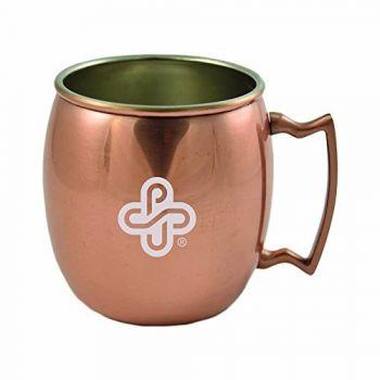 Portland State University-16 oz. Copper Mug