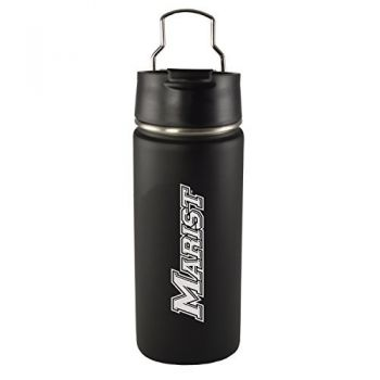 Marist College-20 oz. Travel Tumbler-Black