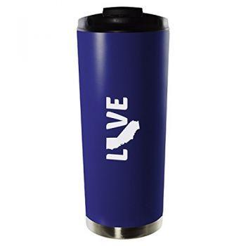 16 oz Vacuum Insulated Tumbler with Lid - California Love - California Love