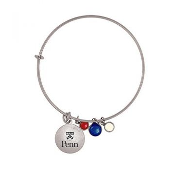 University of Pennsylvania-Frankie Tyler Charmed Bracelet