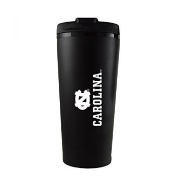University of North Carolina-16 oz. Travel Mug Tumbler-Black