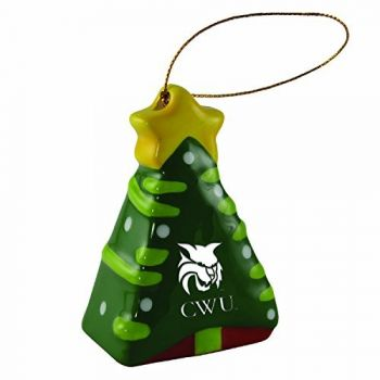 Central Washington University -Christmas Tree Ornament