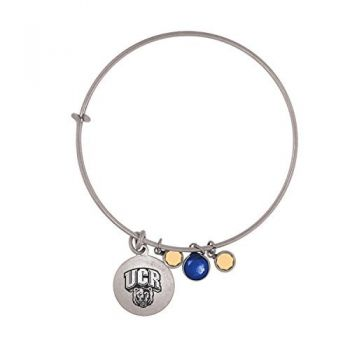 University of California, Riverside-Frankie Tyler Charmed Bracelet