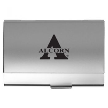 Alcorn State University - Pocket Business Card Holder