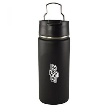 Oklahoma State University -20 oz. Travel Tumbler-Black