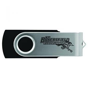 California State University, Bakersfield-8GB 2.0 USB Flash Drive-Black