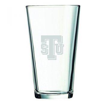 Tarleton State University -16 oz. Pint Glass