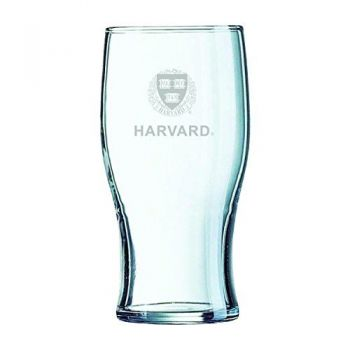 Harvard University-Irish Pub Glass