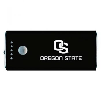 Oregon State University -Portable Cell Phone 5200 mAh Power Bank Charger -Black