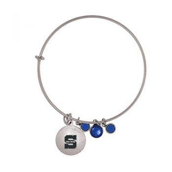 University of Wisconsin-Stout-Frankie Tyler Charmed Bracelet