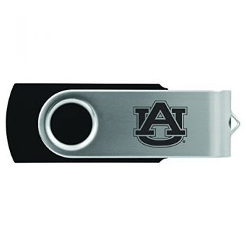 Auburn University -8GB 2.0 USB Flash Drive-Black