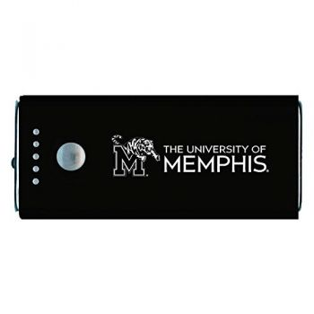 Quick Charge Portable Power Bank 5200 mAh - Memphis Tigers