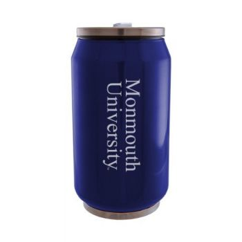Monmouth University - Stainless Steel Tailgate Can - Blue
