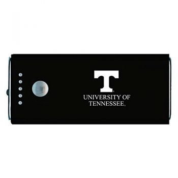 University of Tennessee -Portable Cell Phone 5200 mAh Power Bank Charger -Black