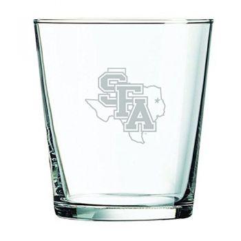 Stephen F. Austin State University-13 oz. Rocks Glass