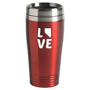 16 oz Stainless Steel Insulated Tumbler - Nevada Love - Nevada Love