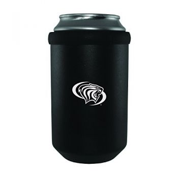 University of The Pacific -Ultimate Tailgate Can Cooler-Black