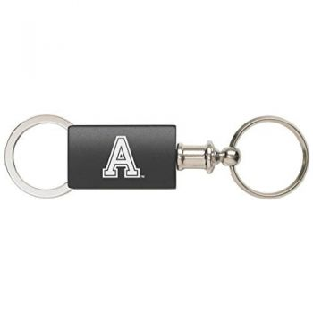 United States Military Academy at West Point - Anodized Aluminum Valet Key Tag - Black