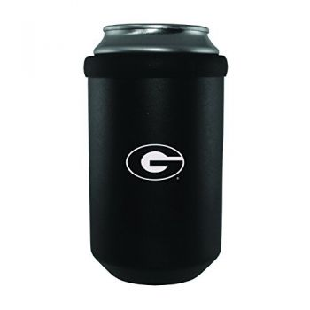 Grambling State University-Ultimate Tailgate Can Cooler-Black