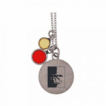 Pittsburg State University-Frankie Tyler by LXG Charmed Necklace