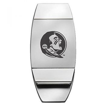 Florida State University - Two-Toned Money Clip