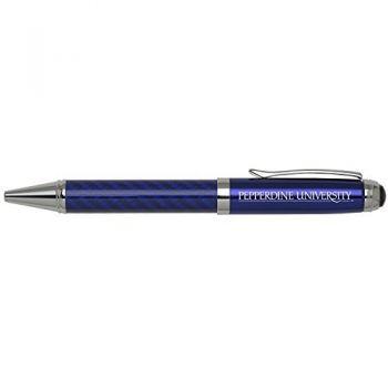 Pepperdine university -Carbon Fiber Mechanical Pencil-Blue