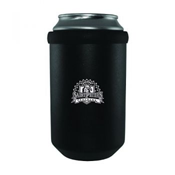 Saint Peter's University -Ultimate Tailgate Can Cooler-Black