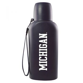 University of Michigan-16 oz. Vacuum Insulated Canteen