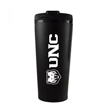 University of Northern Colorado -16 oz. Travel Mug Tumbler-Black