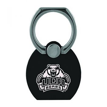 University of Central Arkansas|Multi-Functional Phone Stand Tech Ring|Black