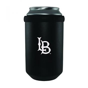 Long Beach State University -Ultimate Tailgate Can Cooler-Black
