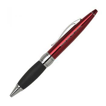 Winston-Salem State University - Twist Action Ballpoint Pen - Red