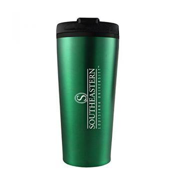 Southeastern Louisiana University -16 oz. Travel Mug Tumbler-Green